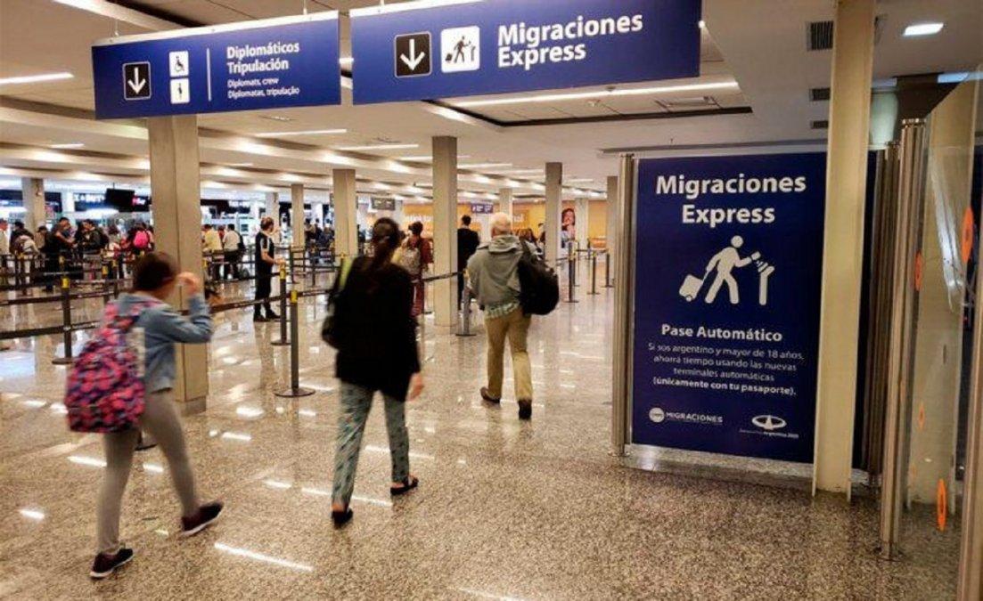 Desestimaron que el límite de ingreso de pasajeros al país fuese una restricción de derechos