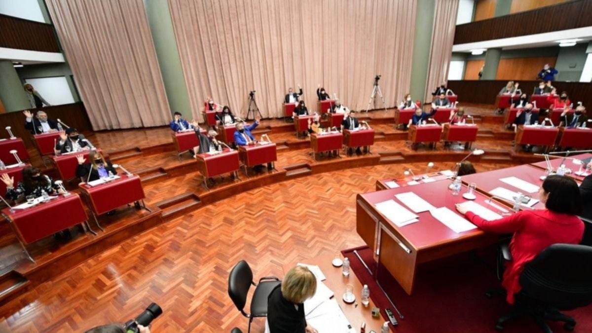 El martes 27 y jueves 29 de julio se harán las primeras dos sesiones presenciales en la Legislatura de Chubut.