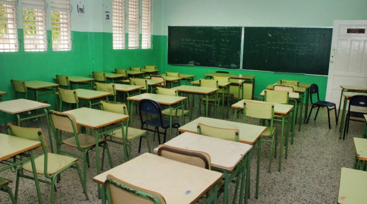 Chubut: Los docentes declaran un paro mientras el gobierno habla de un apriete