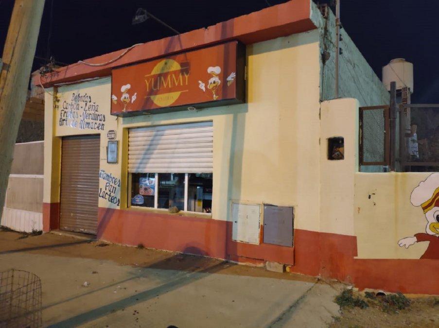 Fueron detenidos cuando robaban una rotisería en el barrio San Martín