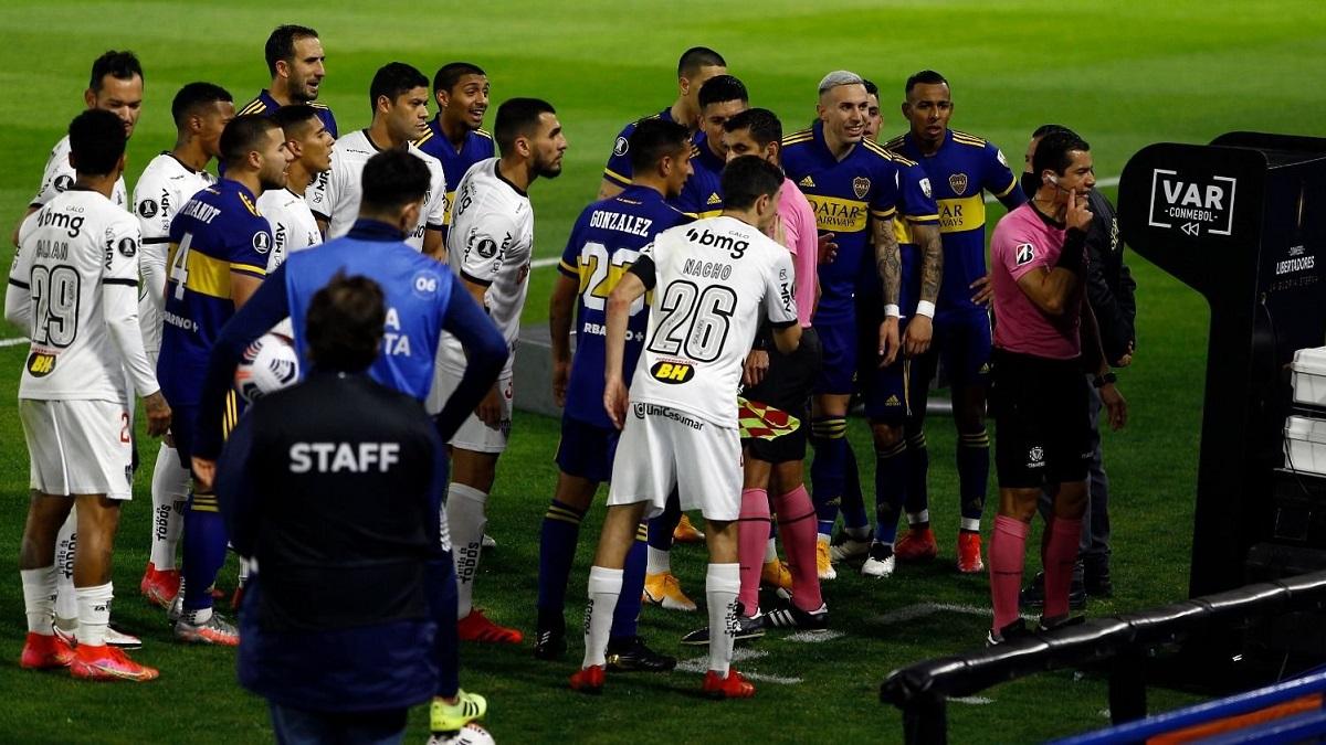 Comunicado de Boca tras los incidentes en Brasil.