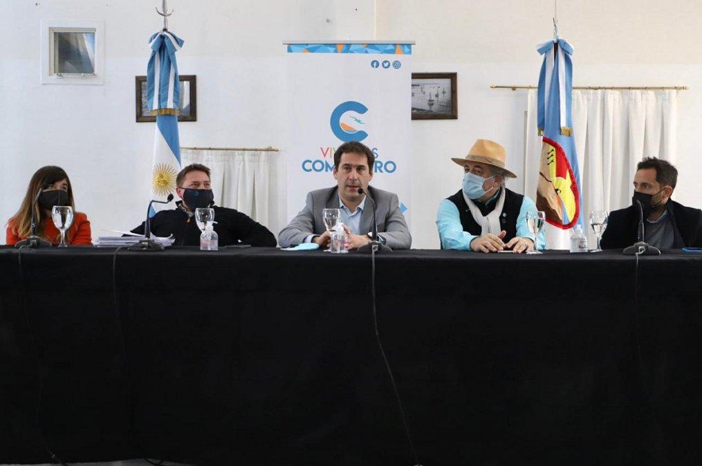 Luque: Apostamos al crecimiento turístico y productivo de la ciudad.