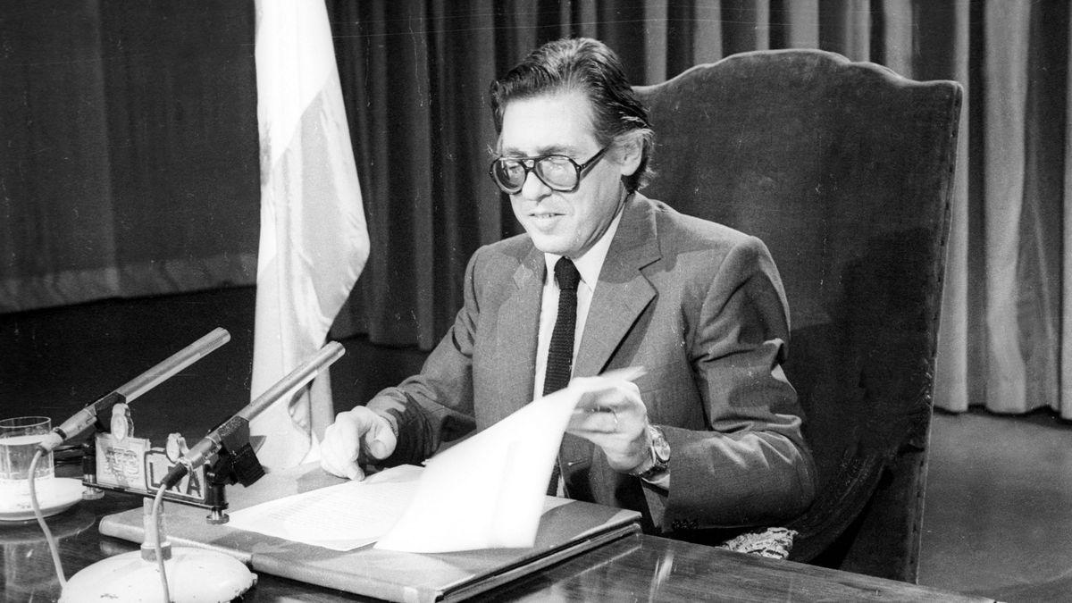 El ex ministro de Economía del gobierno de Raúl Alfonsín