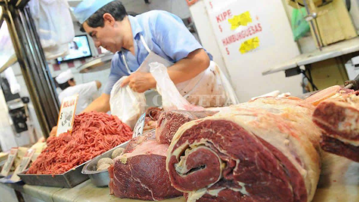 El precio de la carne aumentó más del 90% en el último año.