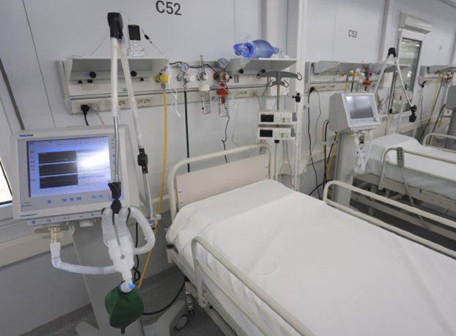 El nivel de ocupación de camas en Terapia Intensiva destinadas a pacientes Covid-19 sigue bajando.
