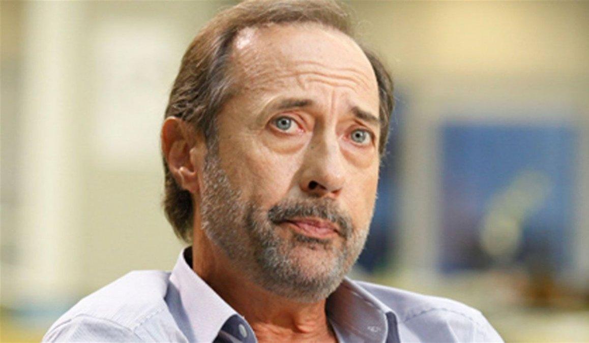 Guillermo Francella tiene coronavirus.