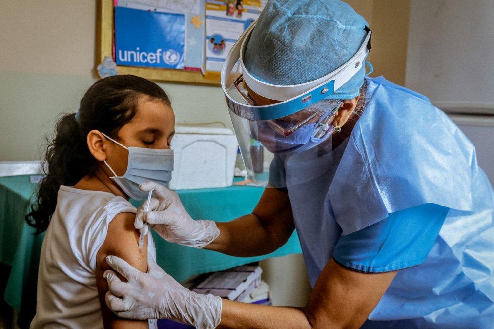 Este sábado habrá vacunación de calendario en el barrio Máximo Abásolo