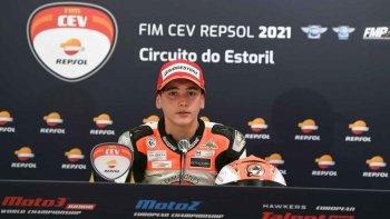 El motociclismo está de luto luego de confirmarse la trágica muerte del joven piloto españolHugo Millán. de tan solo 14 años.