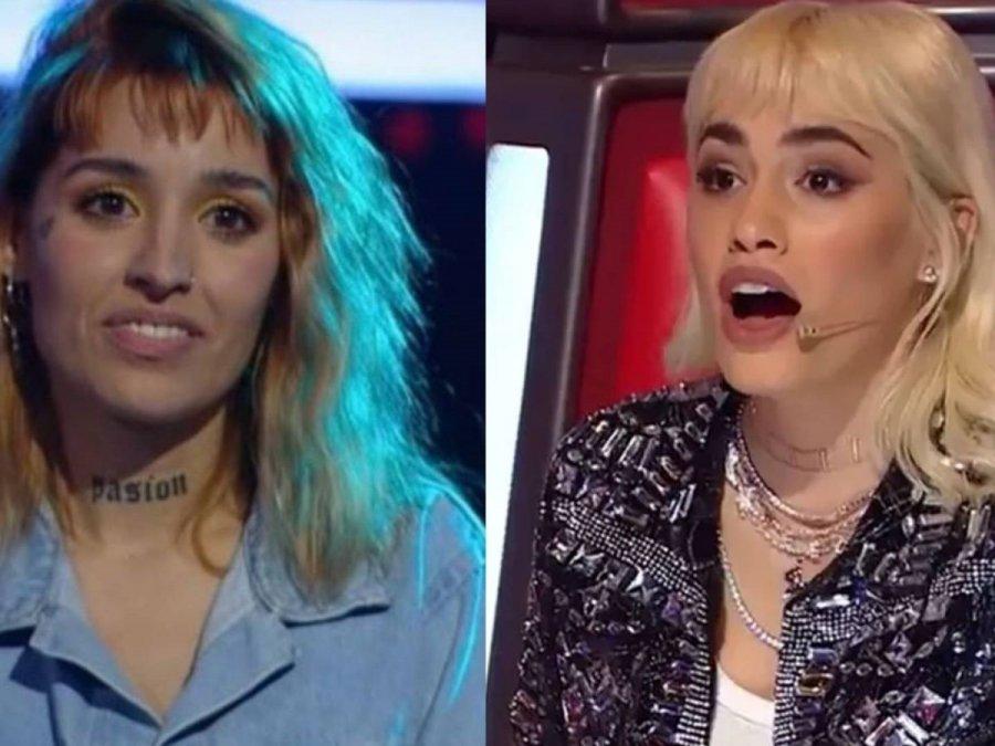 La cantante ya cuenta con una lerga carrera musical.
