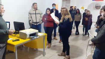 El apoderado de la lista que postula a Sergio Ongarato y Gustavo Menna, Rubén Cáceres, impugnó la lista Adelante Chubuteses del FRACH, por duplicación de avales. Hubo empate en la decisión y resuelve la Justicia Electoral federal.