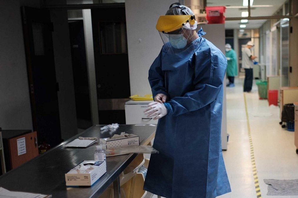 Coronavirus en Argentina: Informaron 5.883 nuevos contagios y 471 muertes este miércoles 28 de julio.