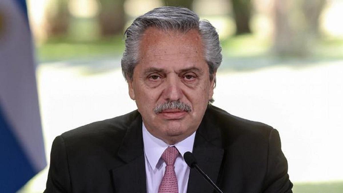 Lo que dijo Alberto Fernández sobre la despenalización del consumo de marihuana.