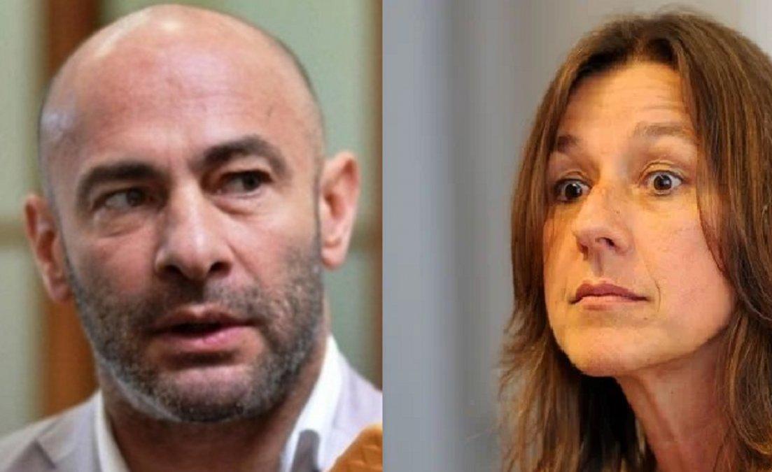 Massoni cargó contra Frederic: No puede frenar un corte de vías