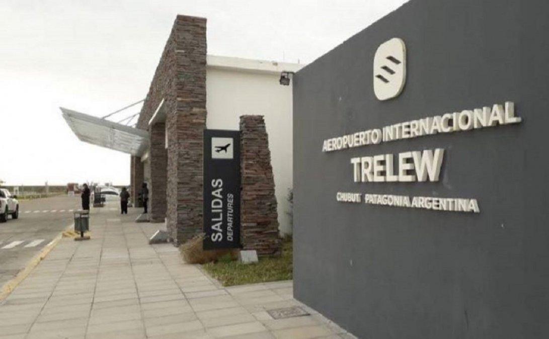 Trelew: Aumentaron las frecuencias de los vuelos de Aerolíneas Argentinas