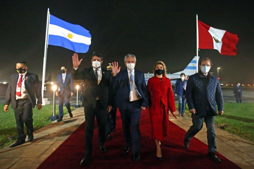 En el Bicentenario de la Declaración de la Independencia del Perú
