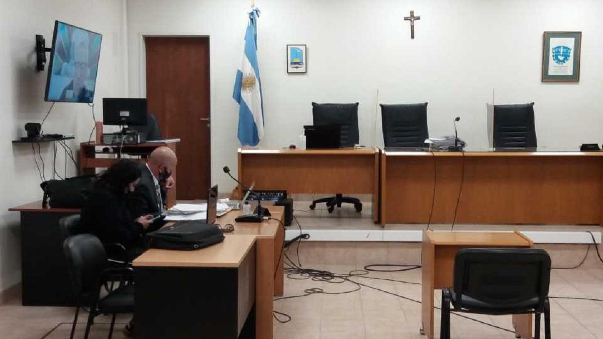 Ratificaron los 8 años y 6 meses de prisión para Darío Alexis Saldivia por el homicidio de Santiago Sánchez.