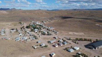Se restableció el servicio de energía en Lagunita Salada