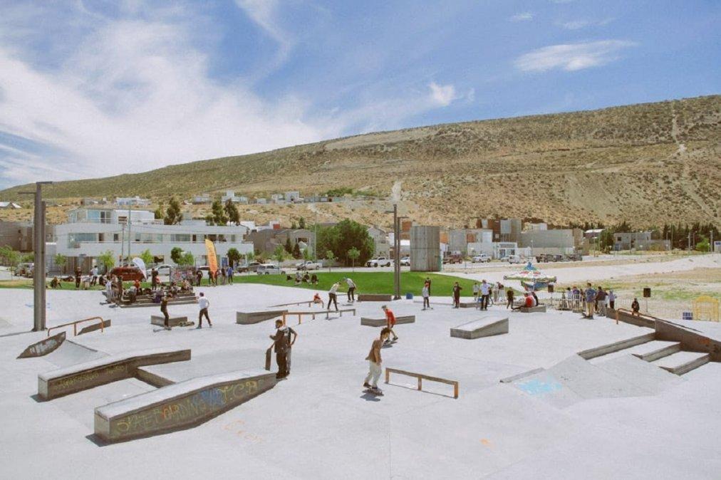 El skatepark de Rada Tilly tendrá su bowl