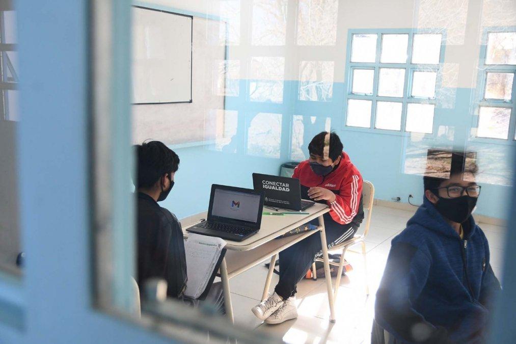 Educación abrió la inscripicón para el dispositivo AcompañarTEC
