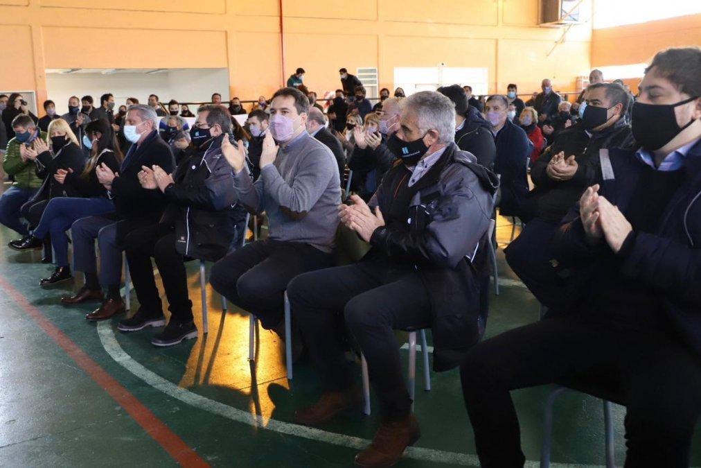 Luque manifestó que se trata de un día histórico para toda la región.