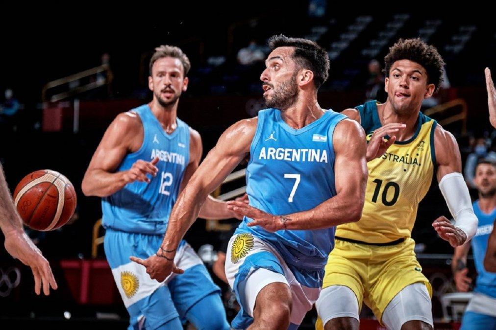 Argentina perdió con Australia y se despidió de Tokio 2020 en el séptimo lugar.