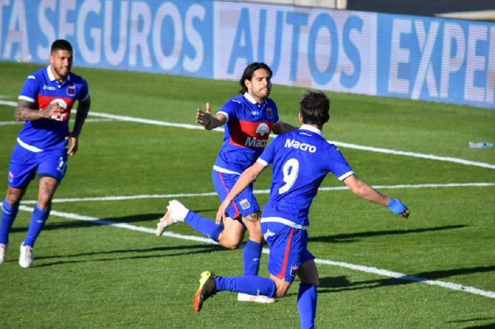 Tigre venció 2-1 a Independiente y lo eliminó de la Copa Argentina.