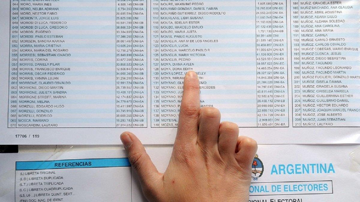 Elecciones 2021: Consulta el padrón y conoce dónde votas
