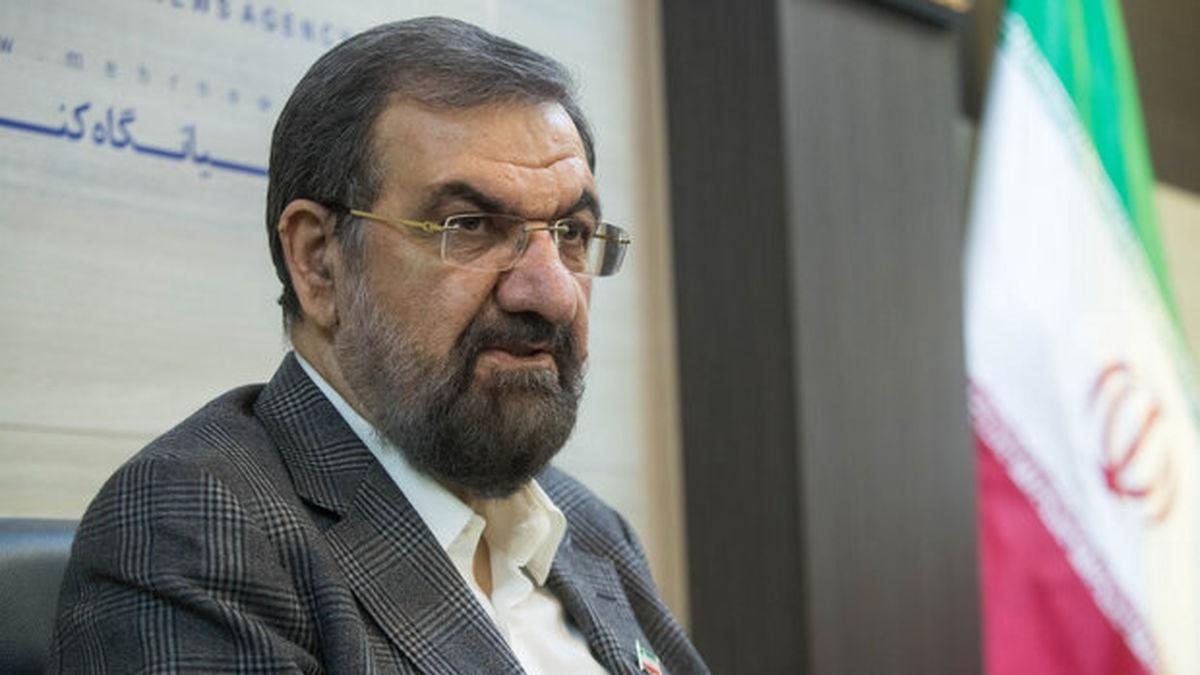Mohsen Rezai fue designado vicepresidente de Asuntos Económicos.
