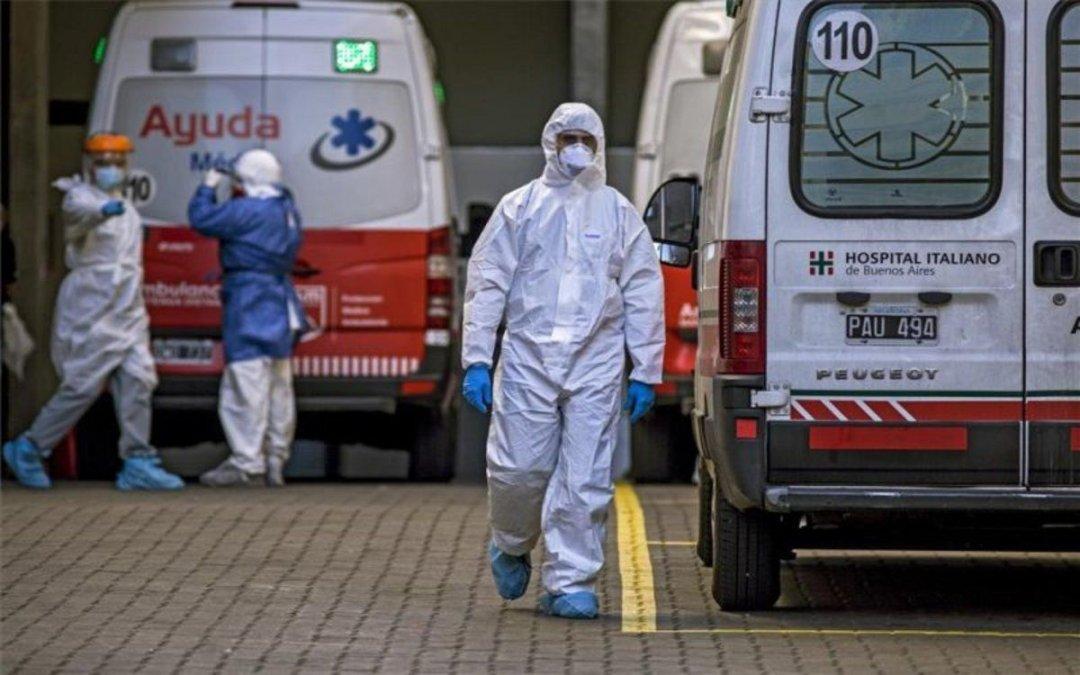 Coronavirus en Argentina: confirmaron 239 muertes y 2.297 contagios en las últimas 24 horas