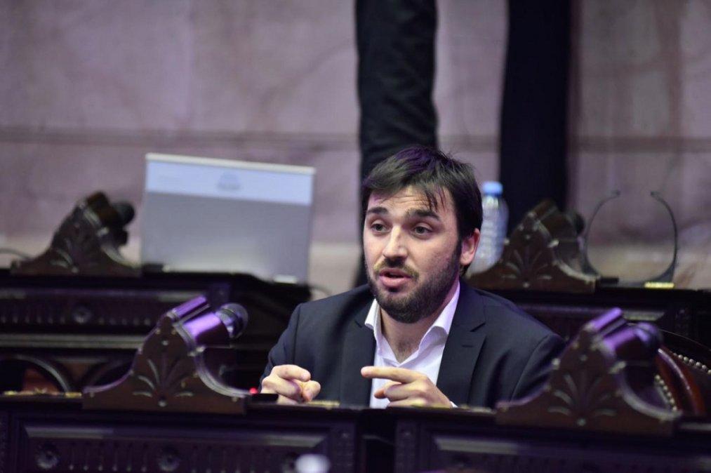 Torres aseguró que la Ley del Etiquetado se votará en la próxima sesión