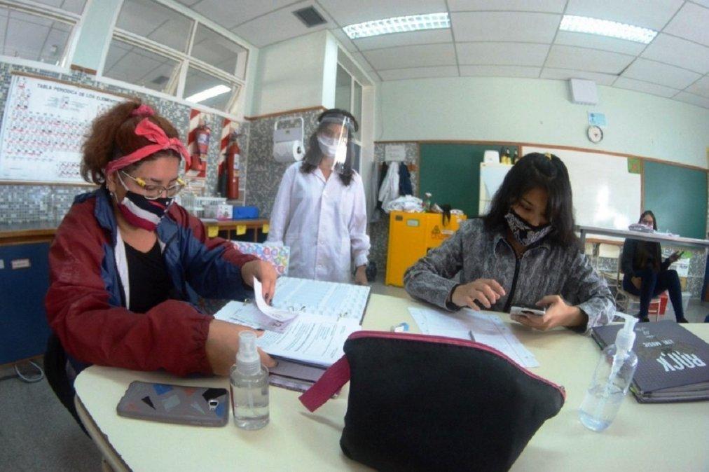 Aprender: relevarán en Chubut a casi 1.500 alumnos de sexto grado
