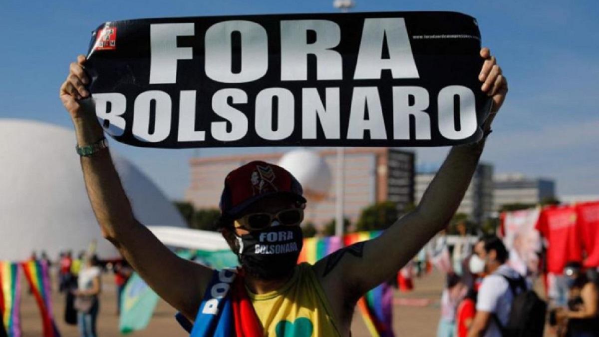 Jueces y políticos contra el ataque de Bolsonaro al Superior Tribunal
