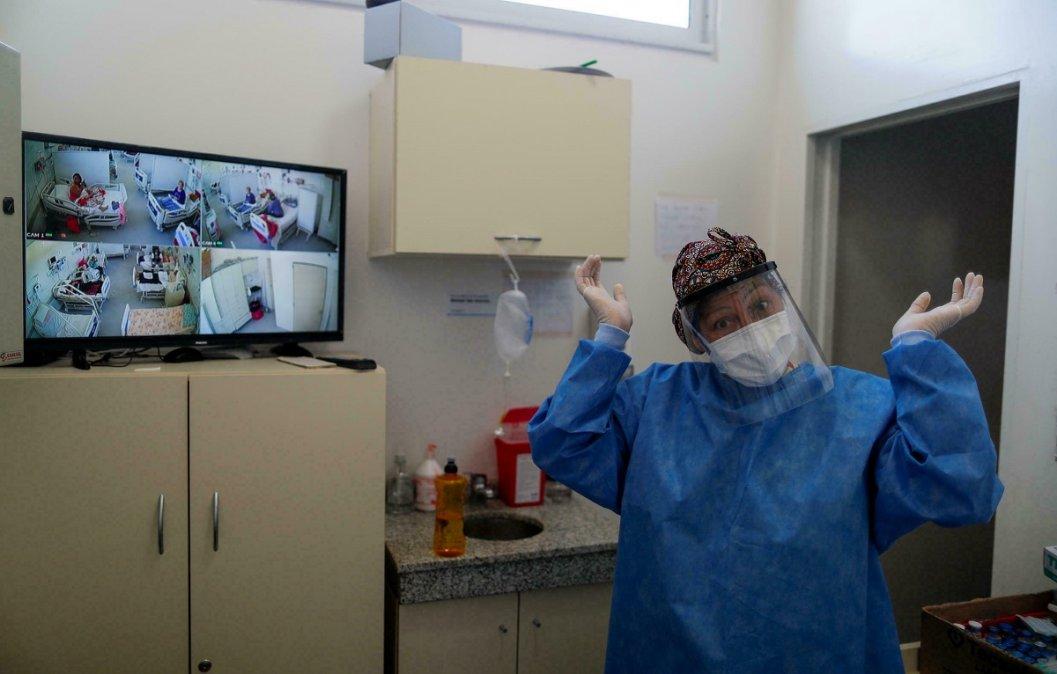 Coronavirus en Argentina: reportaron 180 muertes y 4106 nuevos casos en las últimas 24 horas.