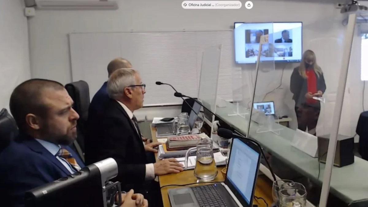 Testigo de la defensa concurría a las audiencias y el defensor Omar López se vio obligado a desistir de su testimonio. Imagen ilustrativa.