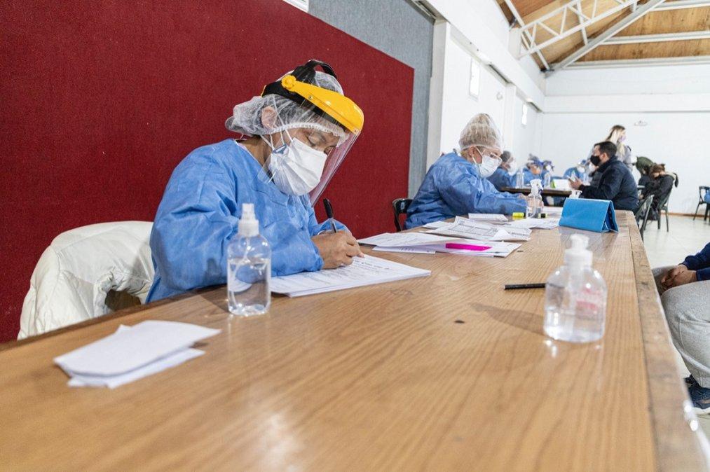 El Municipio avanza en la descentralización de los puntos de vacunación y detección de Covid-19.