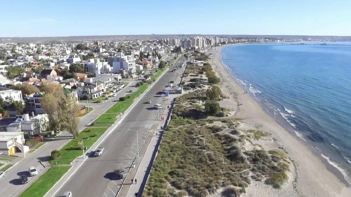 Puerto Madryn. Imagen ilustrativa.