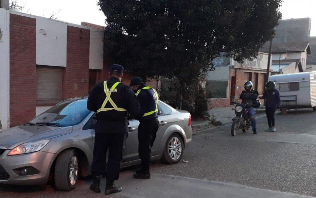 Circuló más de 4 años con un auto que tenía un pedido de secuestro