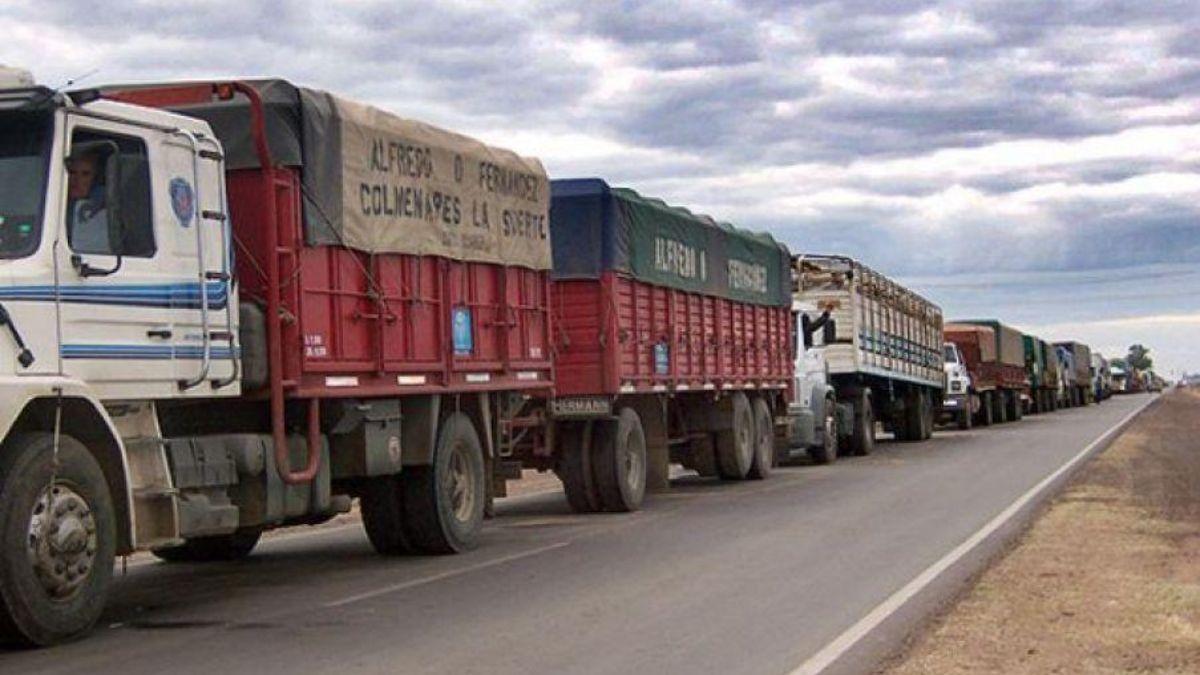 Este año el costo del transporte de carga subió más que en todo el 2020.