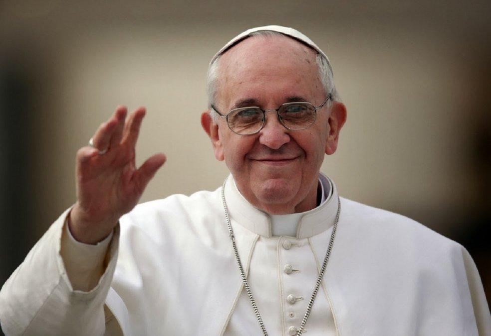 ElPapa Francisco pidió que los países europeos no se aíslen después de la pandemia.