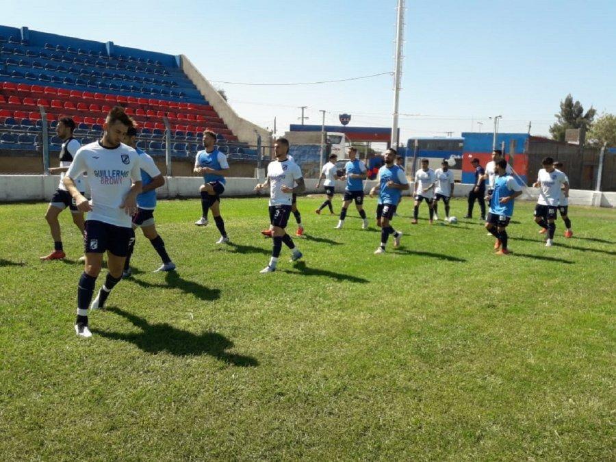 Brown de Madryn goleó a Güemes en Santiago del Estero.