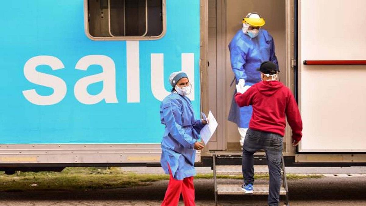 Coronavirus en Argentina: confirmaron 3.531 nuevos contagios y 111 muertes.
