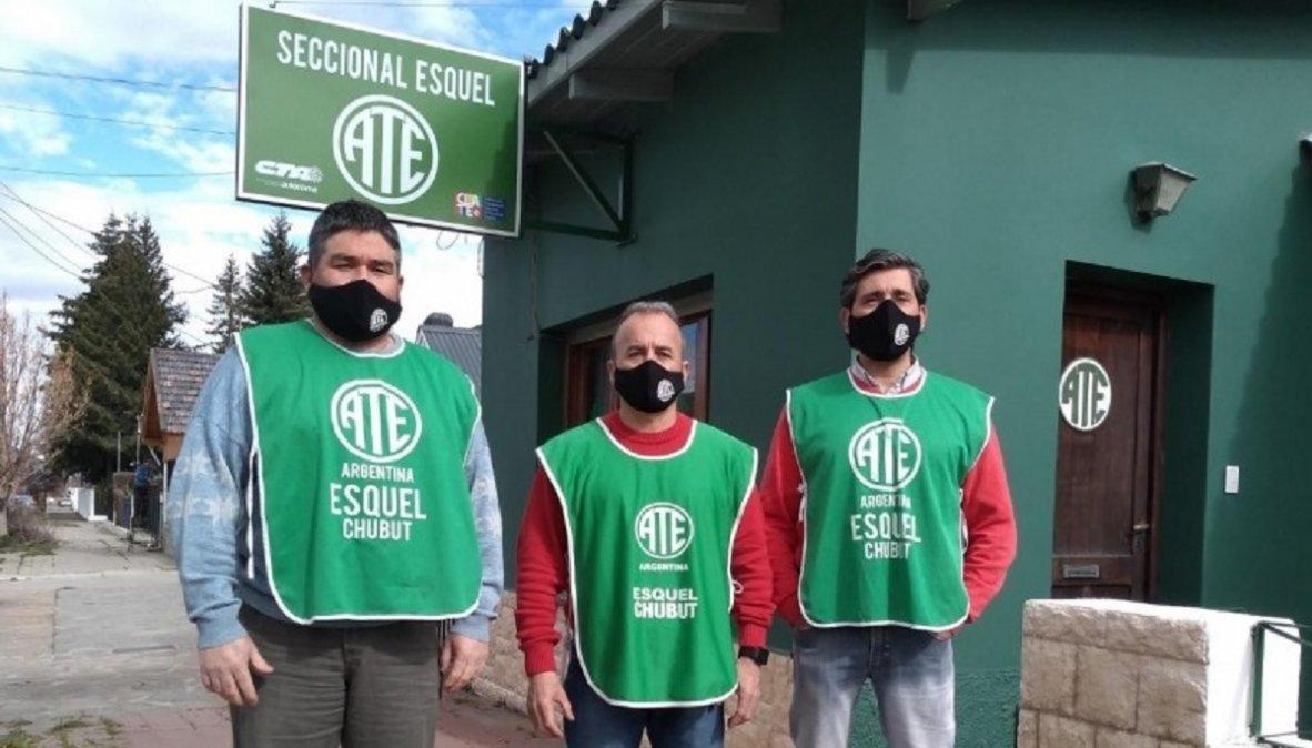Guardaparques mantienen el reclamo sobre la recomposición salarial