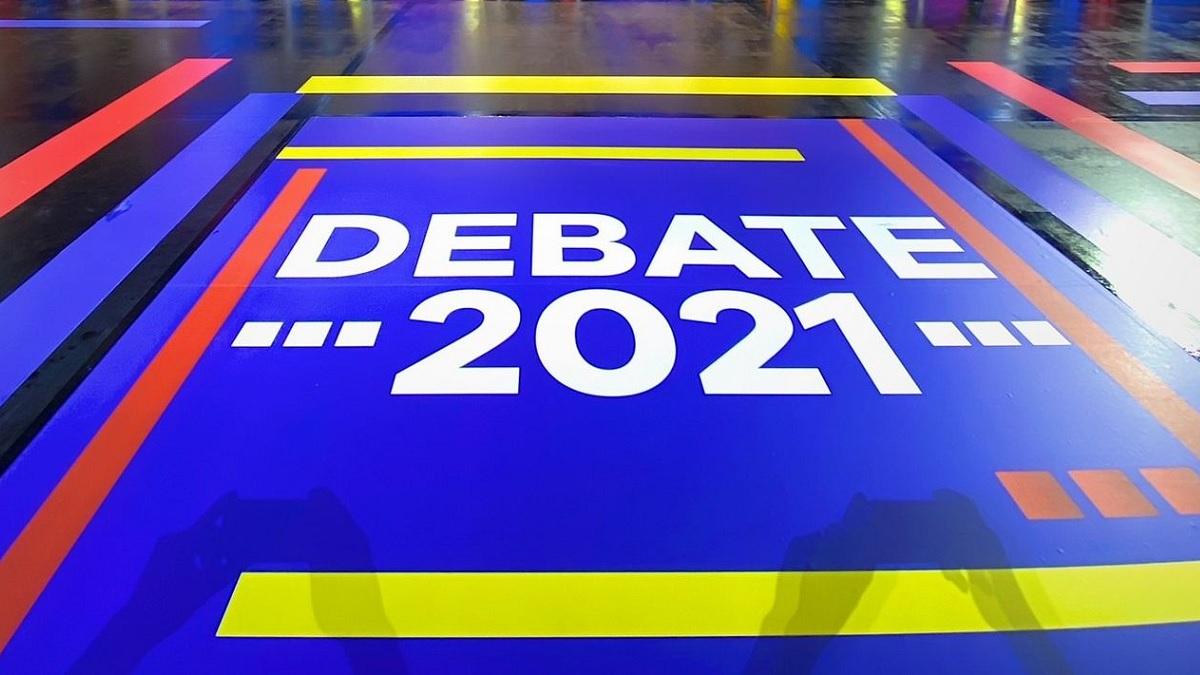 Elecciones 2021: Los candidatos debatirán en octubre en la Universidad