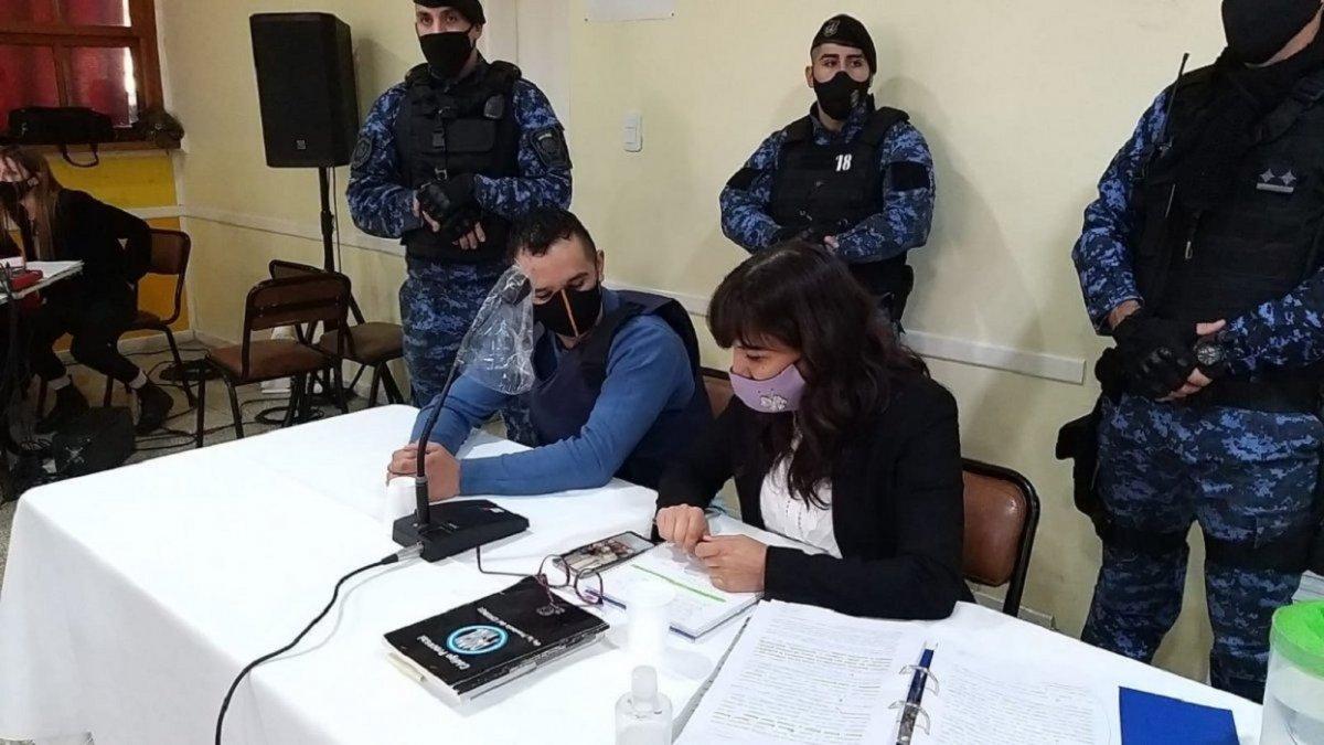 Se suspendió hasta el próximo martes el juicio contra Mai Bustos