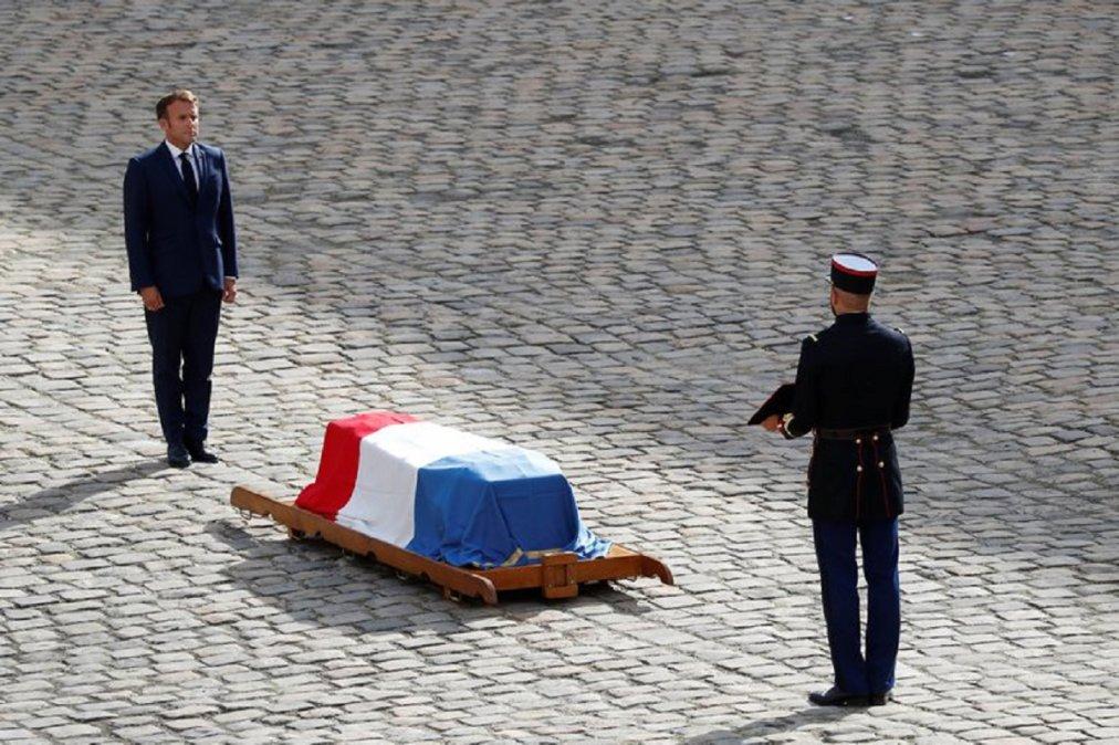 El presidente de Francia