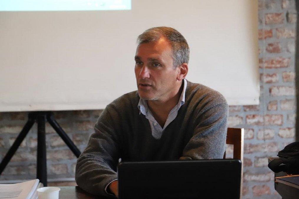 El hidrogeólogo Carlos Scatizza brindará una nueva charla de la Cámara de Proveedores y Empresarios Mineros del Chubut.