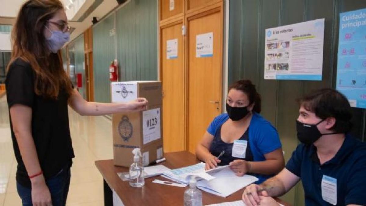 El domingo 12 de septiembre se desarrollarán las elecciones PASO 2021.