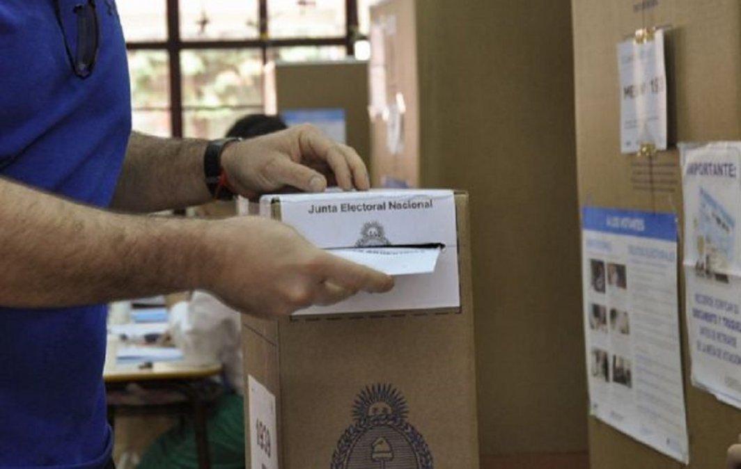 Elecciones 2021: A partir del miércoles habilitarán el registro de infractores