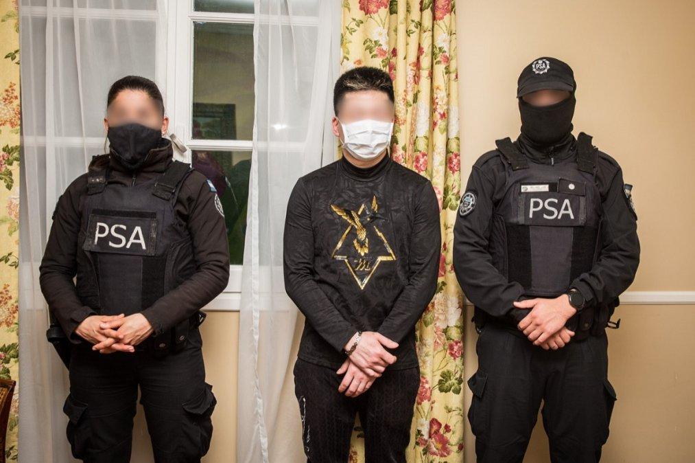 Detuvieron a cuatro integrantes de una banda narco que enviaba encomiendas con droga a Australia.