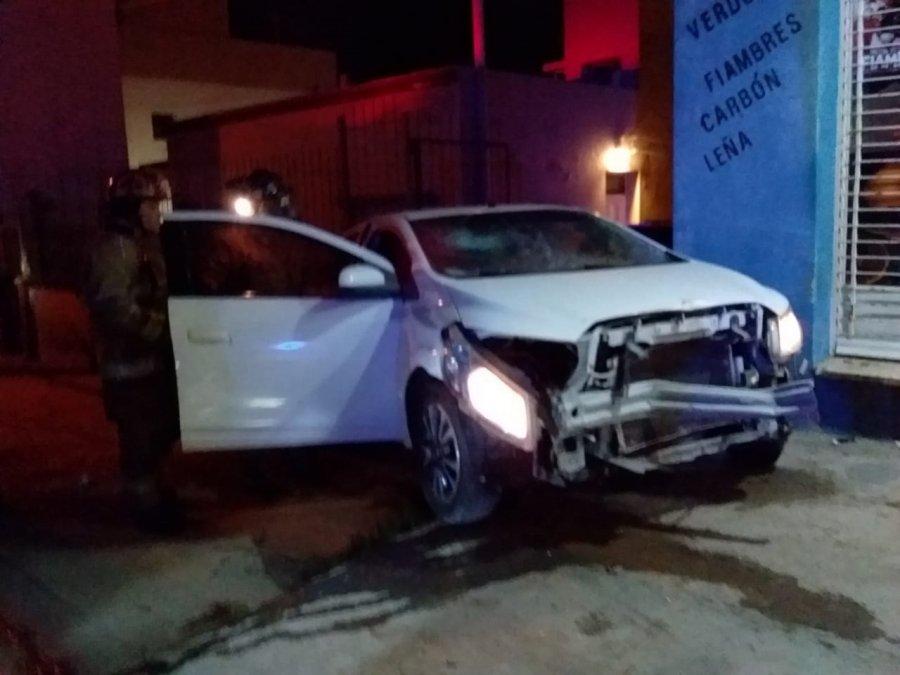 El auto fue secuestrado.